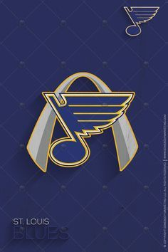 Somebody Marketing is proud to present our annual National Hockey League's Hockey Logos, Nhl Logos, Hockey Teams, Ice Hockey, St Louis Hockey, Hockey Drawing, Painted Pavers, Painted Rocks, Nhl Winter Classic