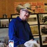 Photo Courtesy Randy Kirby- Dr. Doug Kiburz Cowboy Poet
