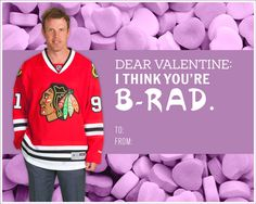 Photoshop Thursday: 2015 Blackhawks Valentines - Chicago Blackhawks - The official Blackhawks Blog