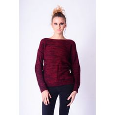 Pull en maille chinée, 21€19