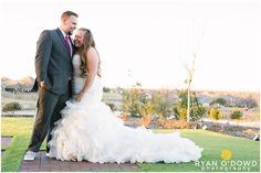 Tiffany & Jordan's beautiful winter wedding at Noah's Event Venue Fort Worth | Ryan O'Dowd :: McKinney & Dallas Wedding Photographer