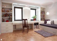 Elegancka sypialnia dla dorastającego dziecka - zdjęcie od BBHome - Pokój dziecka - Styl Klasyczny - BBHome