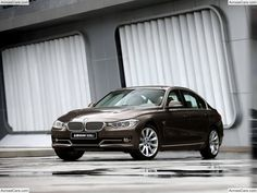 BMW 3-Series Long Wheelbase (2013)