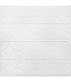Backsplash Pattern #3 - Bright White Satin