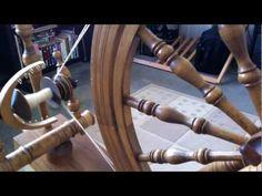 My Country Craftsman Spinning Wheel