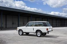 For lovers of the Range Rover Classic, this article gets up close & personal with a rugged 1979 model.