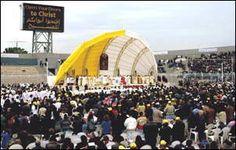 Speciale Papa Francesco in Terra Santa – Santa Messa officiata dal Santo Padre nello stadio di Amman (diretta streaming)