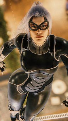 Marvel Comic Universe, Marvel Art, Marvel Dc Comics, Marvel Heroes, Black Cat Marvel, Marvel Cosplay, Catwoman Cosplay, Marvel Girls, Comics Girls