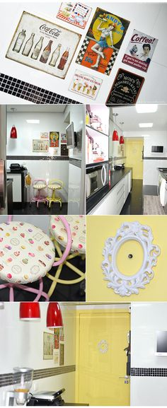 Decoração| Apresentando a minha cozinha | #CinthiaNaCozinha