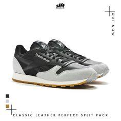 """Der Reebok Classic Leather aus dem """"Perfect Split Pack"""" x Kendrick Lamar ist ab sofort inStore & onLine auf www.soulfoot.de für €89,95 erhältlich!  #reebok #reebokclassic #kendrick #perfectsplit #sneaker #soulfoot #slft"""