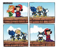 X-Peanuts 2 by Theamat.deviantart.com on @deviantART