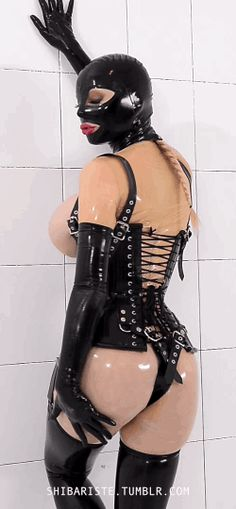 """nikuman89: """" pleasuretorture: """" She wanted to experience the most intense desire possible, to be utterly tortured with pleasure; she was going to get it. Restrained entirely to lock her into this..."""