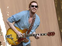 Hozier performs at Piedmont Park in Atlanta.  Chris McKay, Getty Images, for Live Nation