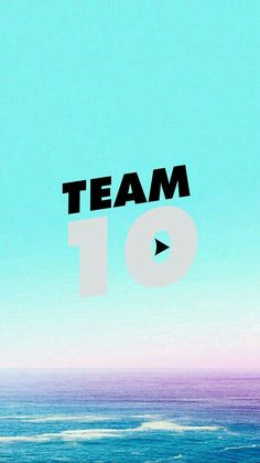 #iphone #team10 #wallpaper Team 10 iphone wallpaper