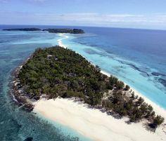 Nosy Iranja, pristine Island off the West Coast of Madagascar