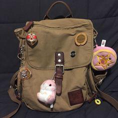 An office work bag. Moonie success or adulting failure? #sailormoon #セーラームーン #美少女戦士セーラームー #bishoujosenshisailormoon #sailorscouts #sailormoonfigures #sailormooncollector #sailormoontoys #sailormooncollectibles #sailormoonfan #moonie #moonies #sailormooncrystal #cute #backpack #sailormoonmerchandise #sailormoonfans #prettyguardiansailormoon #prettyguardian  #sailormoonmerch #sailormoon20thanniversary #prettysoldiersailormoon  #kawaii #sailormooncollection #sailormooncollectible…