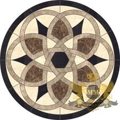 - Circular - Monarchy Floor Medallions Offers a Beautiful Selection of Decorative Tiles, Marble tile, flooring inlays in London, UK. Home Design, Floor Design, Floor Patterns, Tile Patterns, Entryway Flooring, Church Stage Design, Islamic Art Pattern, Marble Art, Decorative Tile