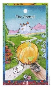 The chariot  Whimsical tarot