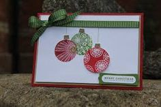 stampin up christmas cards 2014 - Google Search