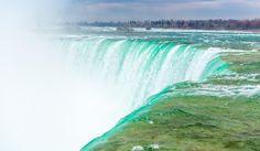 Photograph Horseshoe Falls in Niagara Falls by Roberto Machado Noa on Niagara Falls, Toronto, Nature, Photograph, Travel, Photography, Naturaleza, Viajes, Photographs