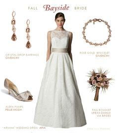 September looks for a fall bride!