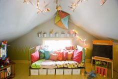 Create an Indoor Play Area That Reflects the Outdoors