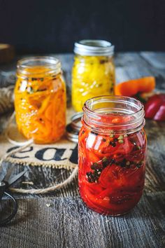 pickled bell peppers