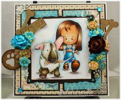 Whimsy Stamps / Sandy Allnock