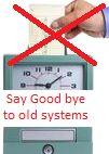 Employee Attendance Management System کنترل ساعت ورود و خروج کارکنان با آیپد یا آیفون