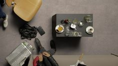 COM5067 Objectflor Expona Commercial Collection Vinyl Designbelag Light Grey Concrete