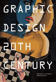 represents a pictorial history of the last hundred years in graphic design.