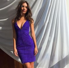 Emily Ratajkowski promoting We Are Your Friends in Toronto. See all of the actress's best looks.