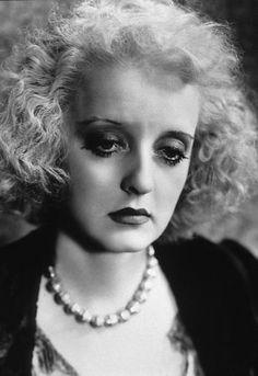 """Of Human Bondage"" Bette Davis 1934 RKO"