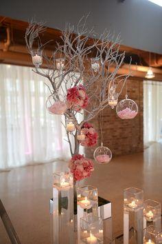 River East Arts Center Chicago, IL Wedding Florist