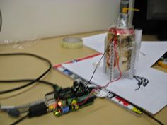 Robots and Physical Computing: Robots from junk and Computational Thinking