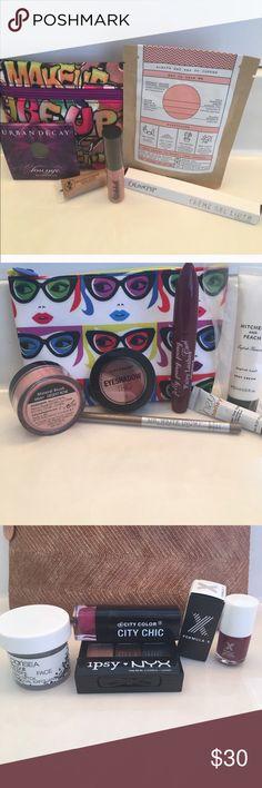 6 Ipsy makeup bags #6 Ipsy make up and bags Makeup