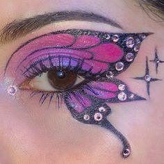 eyeshadow eyeshadow looks step by step ; Makeup Eye Looks, Eye Makeup Art, Crazy Makeup, Cute Makeup, Pretty Makeup, Makeup Inspo, Eyeshadow Makeup, Makeup Inspiration, Eyeshadow Palette