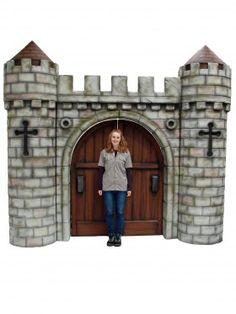 Castle Entranceway