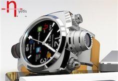 The Camera Bag: Hyetis Crossbow smartwatch promises 41-megapixel sensor and Zeiss lens