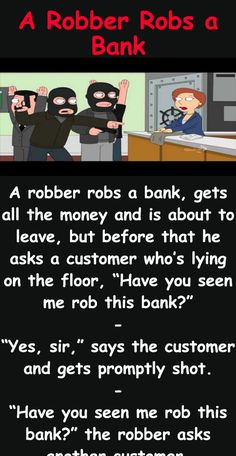 Wife Jokes, Wife Humor, Funny Cats, Funny Jokes, Bank Robber, Funny As Hell, Have You Seen, Funny Stories, Lol