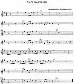 Clube do Violino: Além do arco Íris Violino