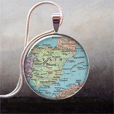 Spain necklace - Google Search
