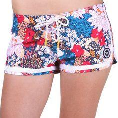 Roxy Restless Sun Boardshorts - multi - Women's > Women's Swimwear > Women's Boardshorts