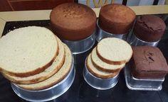 O Pão de Ló Perfeito com 4 Ingredientes é econômico, delicioso, fácil de fazer e ainda permite um acabamento perfeito para pasta americana. Experimente ess