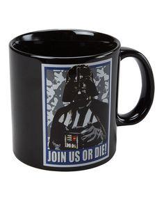 Take a look at this Darth Vader 20-Oz. Mug by Vandor on #zulily today!