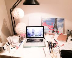studydiaryofamedstudent:  Sometimes it looks more like a tiny explosion happened in my desk rather than studying…