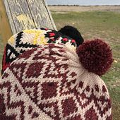 Ravelry: Rauschberg pattern by Meghan Huber