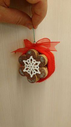 decorazione con i tappi di sughero