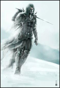 by *EVentrue on deviantART My Fantasy World, Fantasy Series, Dark Fantasy, Fantasy Story, Character Concept, Concept Art, Warrior Spirit, Fantasy Warrior, Paladin