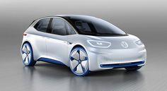 Volkswagen ID, la nueva era eléctrica arrancó en París - http://autoproyecto.com/2016/09/volkswagen-id-electrica-arranco-en-paris.html?utm_source=PN&utm_medium=Pinterest+AP&utm_campaign=SNAP